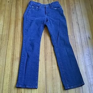 Levi's straight leg red tab 505 size  4 med